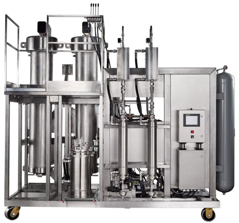 Industrial Supercritical CO2 Extraction Equipment