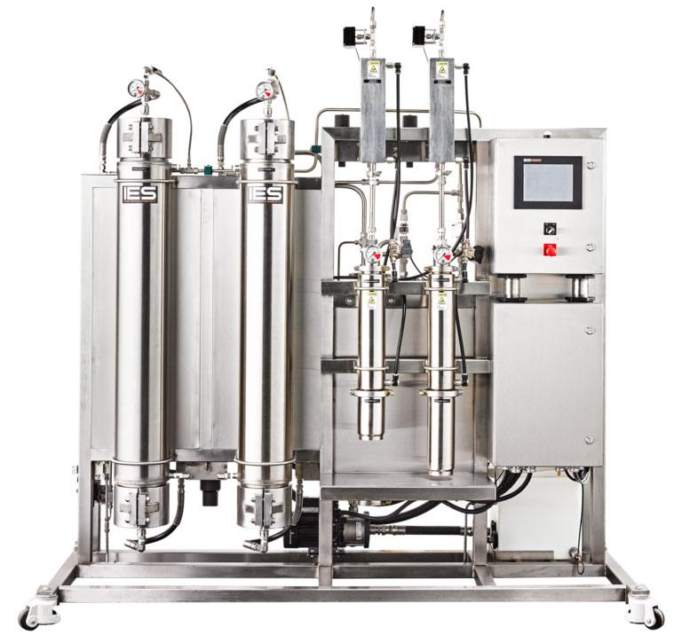 Commercial CO2 Extraction Machine