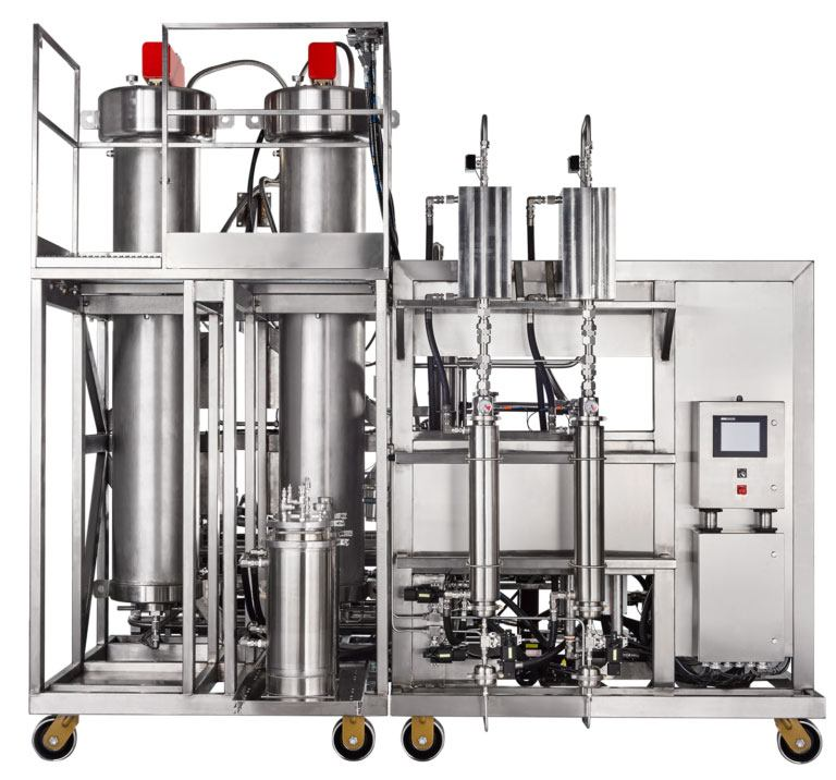 Industrial CO2 Extraction Machine