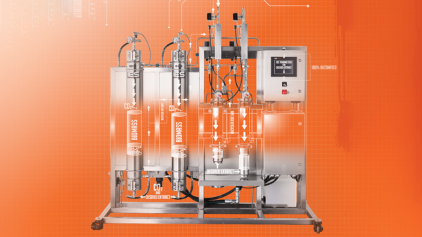 tougher tech blog image depicting eisolate systems extraction machine