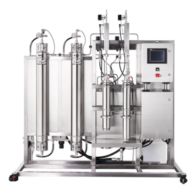 CDMH.10-2X-2F Isolate Extraction Systems Supercritical CO2
