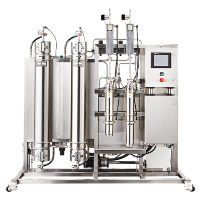 CDMH.20-2X-2F Isolate Extraction Systems Supercritical CO2