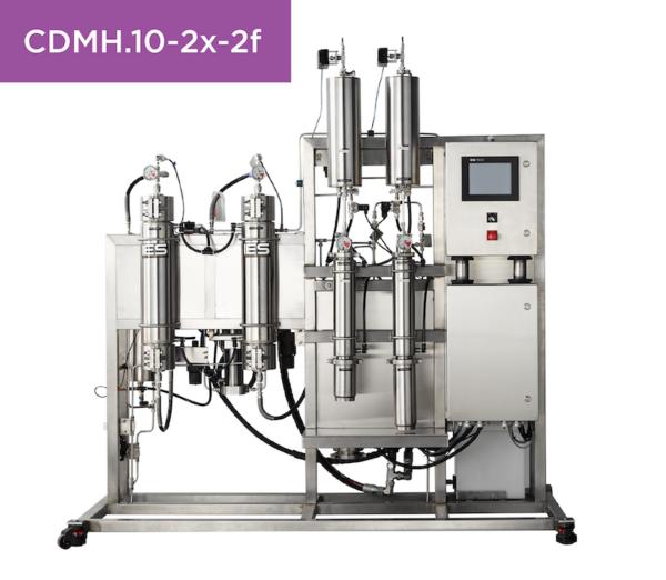 CDMH.10-2X-2F Isolate Systems Supercritical CO2