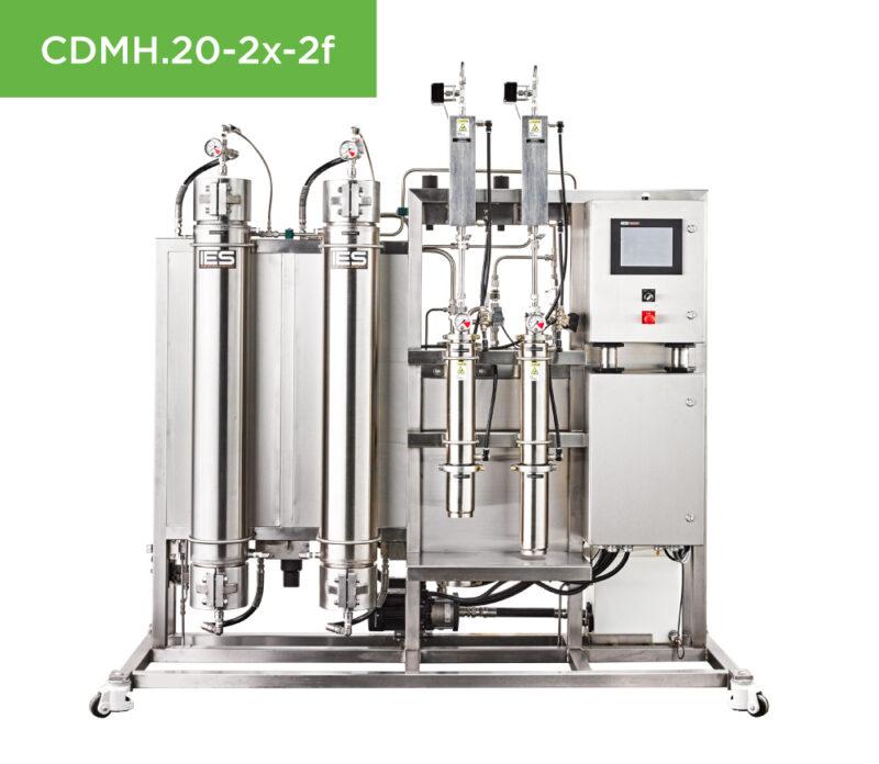 CDMH.20-2X-2F Isolate Systems Supercritical CO2