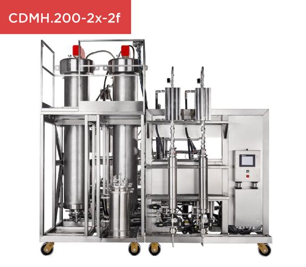 CDMH.200-2X-2F Isolate Systems Supercritical CO2
