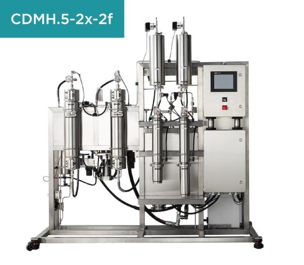 CDMH.5-2X-2F Isolate Systems Supercritical CO2
