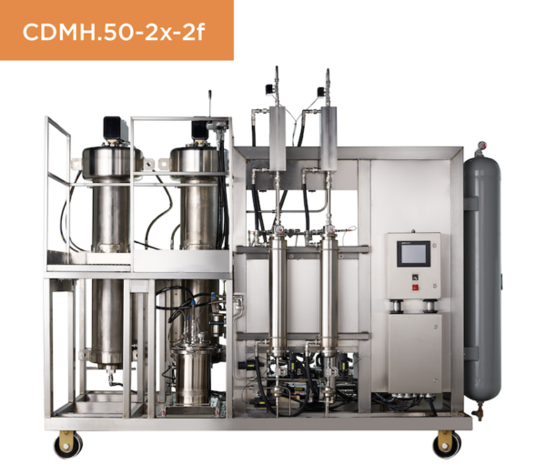 CDMH.50-2X-2F Isolate Systems Supercritical CO2